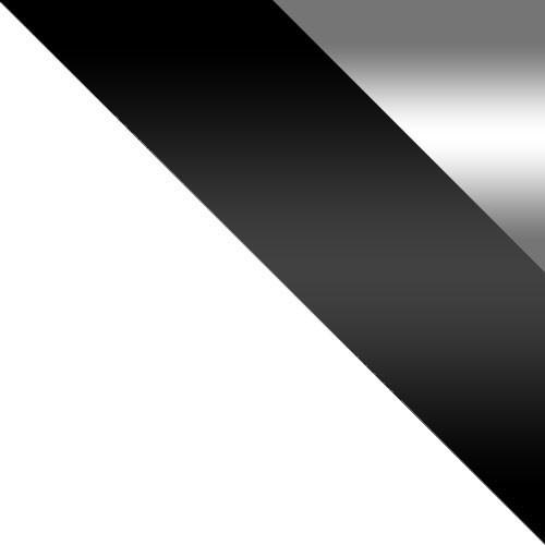 Fehér / Fekete + Tükör