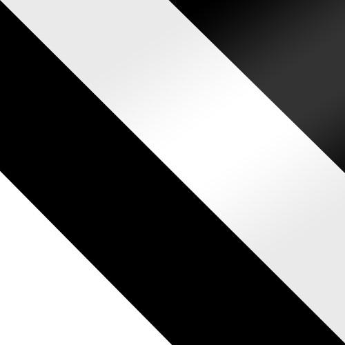 Fehér + Fekete / Fehér magasfényű + Fekete magasfényű