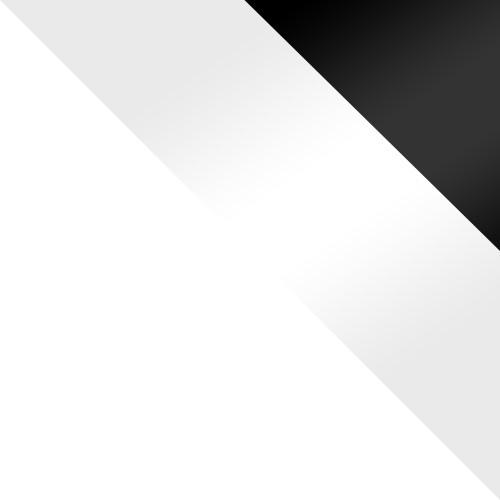 Fehér / Fehér magasfényű + Fekete magasfényű