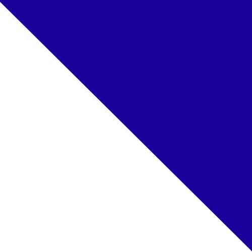 Fehér / kék