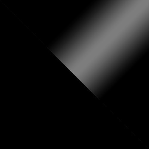 Fekete / Fekete magasfényű