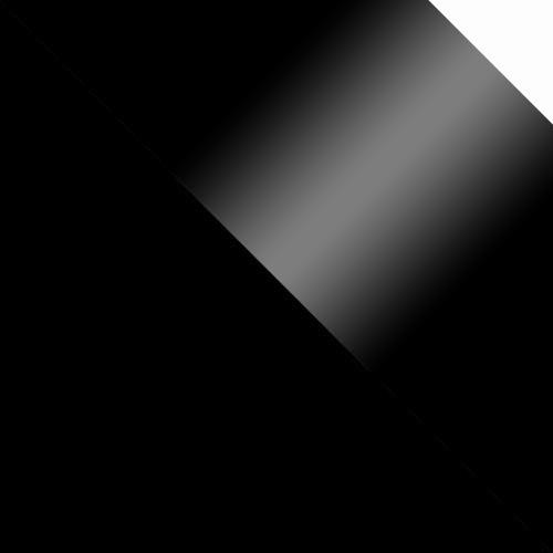 fekete / fekete magasfényű + fehér