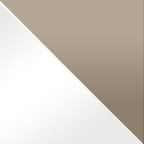 fehér / cream magasfenyű
