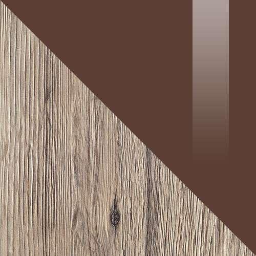 San remo / Barna magasfényű