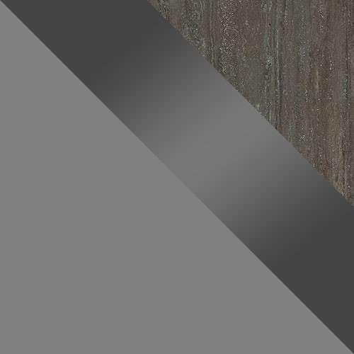 test: szürke / fronton: Szürke Gloss / felső: Mésztufa
