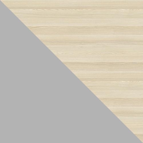 test: Szürke Platinum / front: Akác / felső: Alumínium