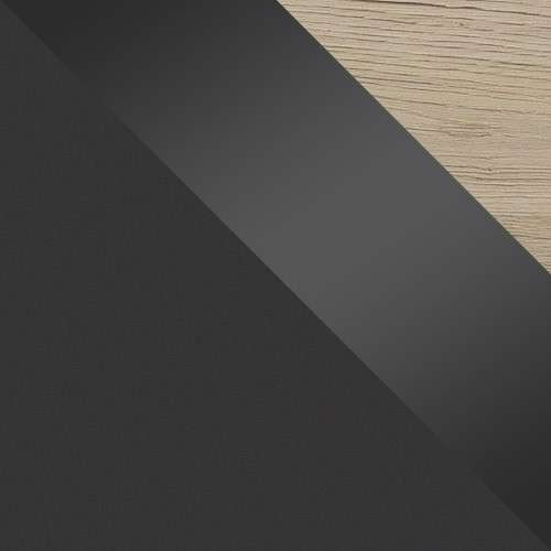 Antracit / antracit magasfényű + san remo