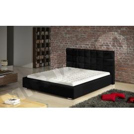 Dolores II ágy + ágyneműtartó + matrac