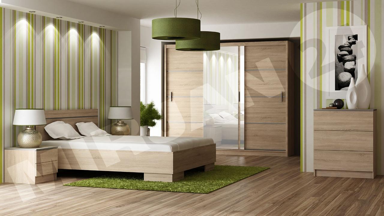 Vista I hálószoba bútor - butor-mirjan24.hu