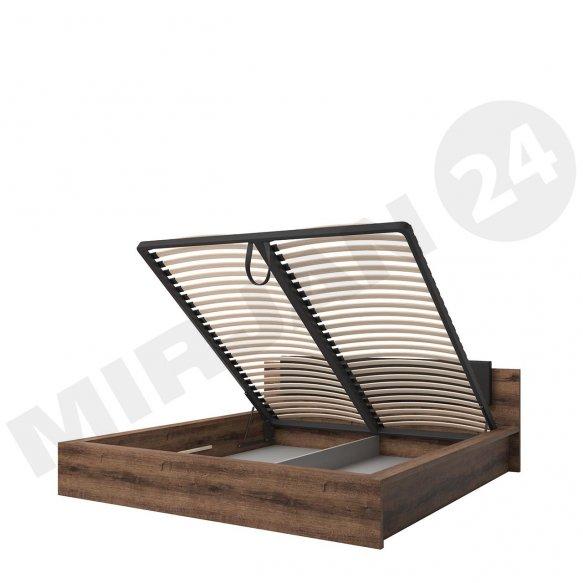 Indira ID51/52 ágy + Ágyneműtartó