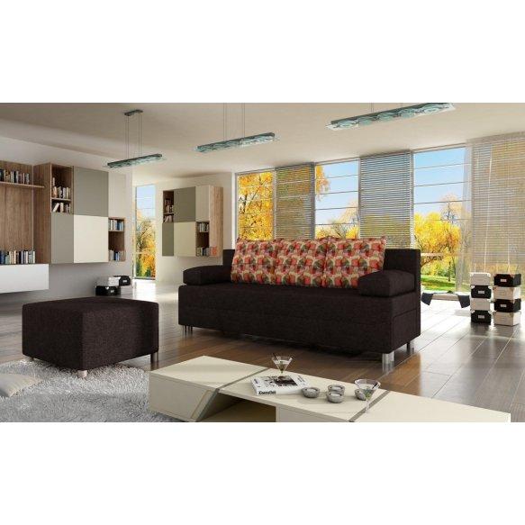Dover Style II kanapé és puff