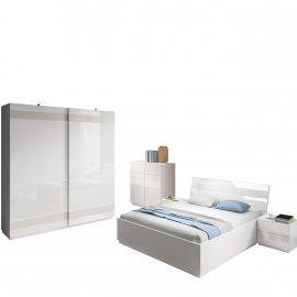 Alabaster hálószoba bútor