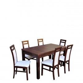 Asztal szék komplett Nico
