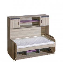 Ultimo íróasztallá alakítható ágy és rátét