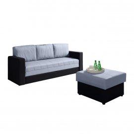 Calabrini kanapé es puff