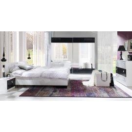 Lux Stripes hálószoba butor