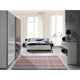 Sypialnia Lux z komodą