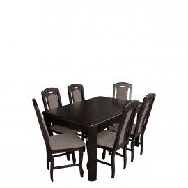 Asztal szék komplett RB001