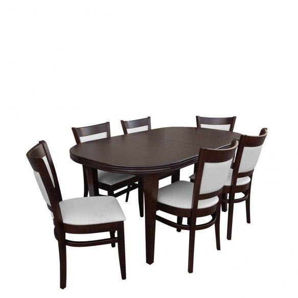 Asztal szék komplett RB002
