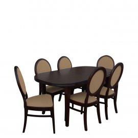 Asztal szék komplett III