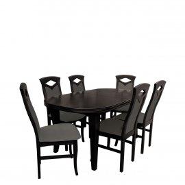 Asztal szék komplett IV