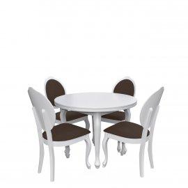 Asztal szék komplett RB005