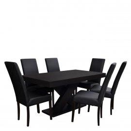 Asztal szék komplett RB006