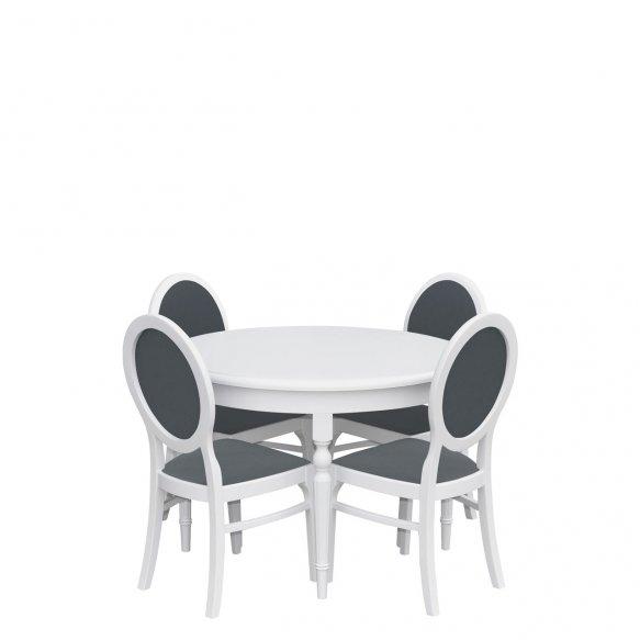 Asztal szék komplett VII