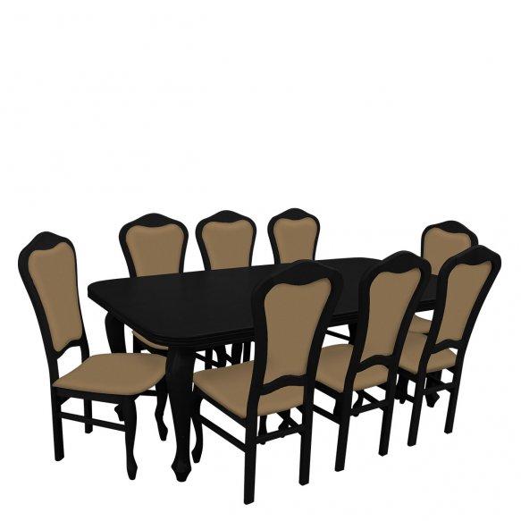 Asztal szék komplett RB009