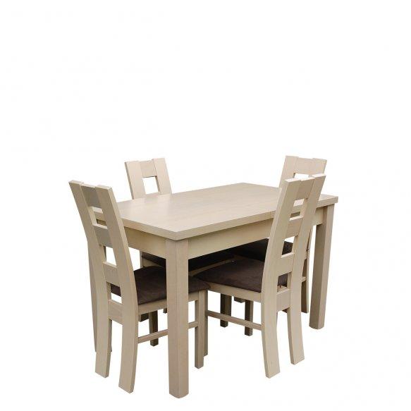 Asztal szék komplett RB011