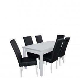 Asztal szék komplett RB013