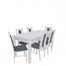 Asztal szék komplett RB015