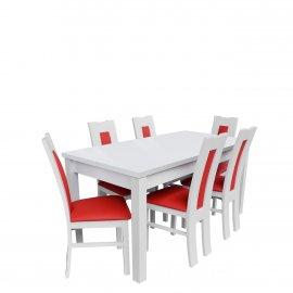 Asztal szék komplett RB017