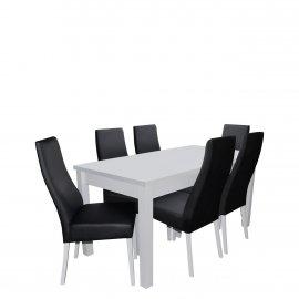 Asztal szék komplett RB020