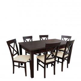 Asztal szék komplett RB021