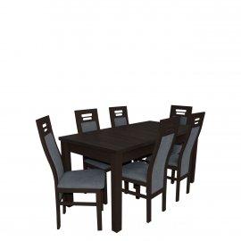 Asztal szék komplett RB022