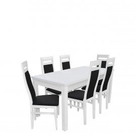 Asztal szék komplett RB023