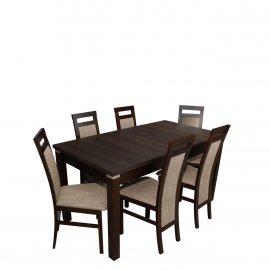 Asztal szék komplett RB025