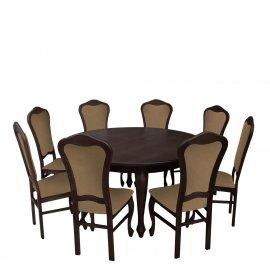 Asztal szék komplett RB026