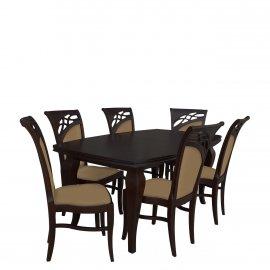 Asztal szék komplett RB027