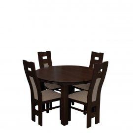 Asztal szék komplett RB036