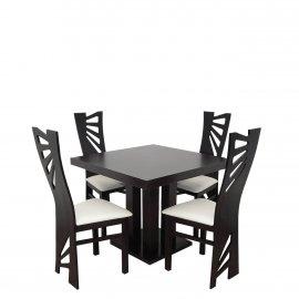 Asztal szék komplett RB037