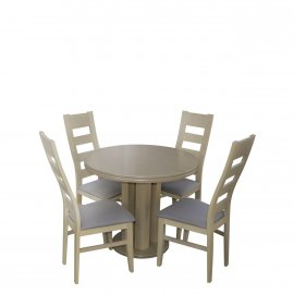 Asztal szék komplett RB038