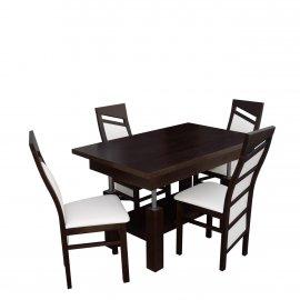 Asztal szék komplett RB039