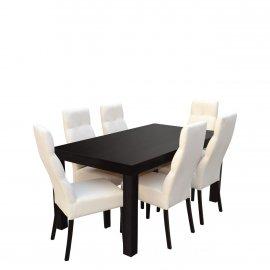 Asztal szék komplett RB047