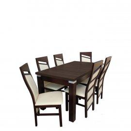 Asztal szék komplett RB046