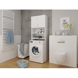 Bonito fürdőszobai szekrény a mosógép fölé