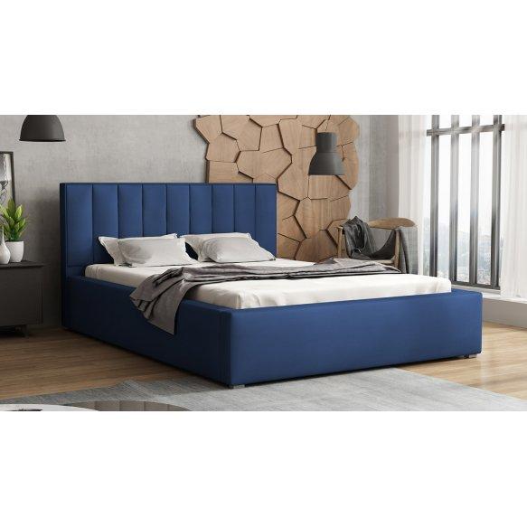 Ideal hálószobai ágy ágyneműtartóval és ágyráccsal