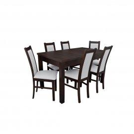 Asztal szék komplett RB051