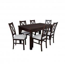Asztal szék komplett RB052